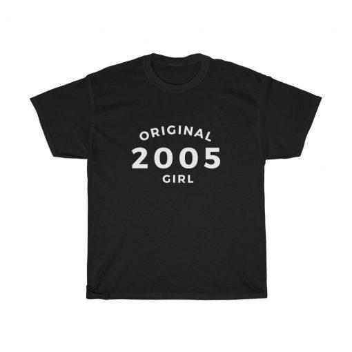Original 2005 Girl T-Shirt
