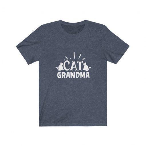 Cat Grandma T-Shirt