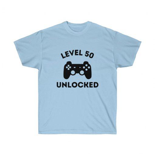 Level 50 Unlocked T-Shirt