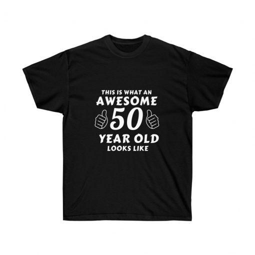 50th Birthday T-Shirt for him