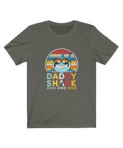 Daddy Shark Shirt