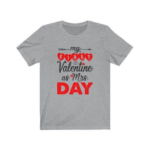 First Valentine's Day T-Shirt