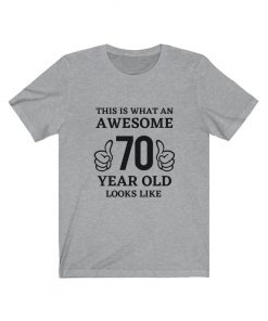 Awesome 70 Year Old