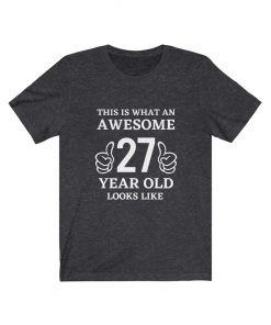 Awesome 27 Year Old