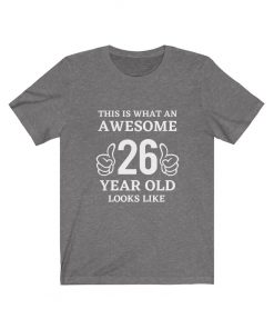 Awesome 26 Year Old
