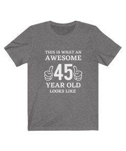 Awesome 45 Year Old