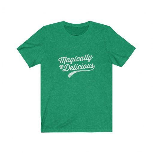 Basically Delicious St Patricks Day Shirt