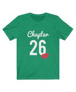 Chapter 26 Birthday T-Shirt Gift
