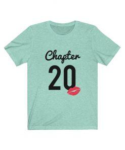20 Birthday T-Shirt