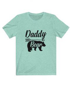 Daddy bear tshirt