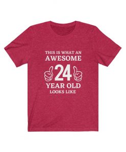 Awesome 24 Year Old