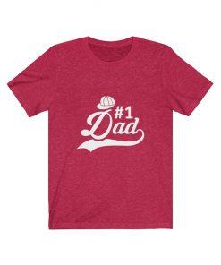Dad No 1 T-Shirt