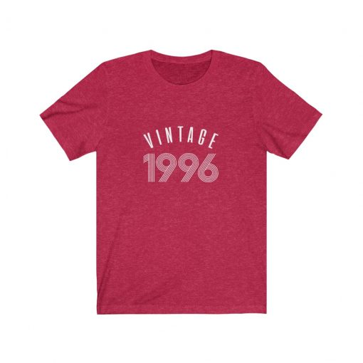 Personalize 1996 Vintage Birthday