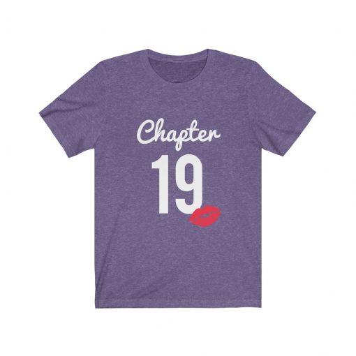 Chapter 19 Birthday Shirt