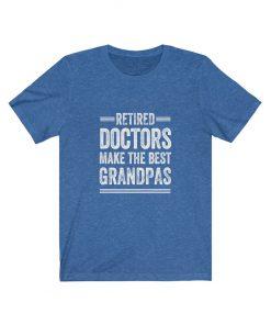 Retired doctor make best grandpa