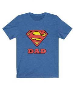 Super dad shirt