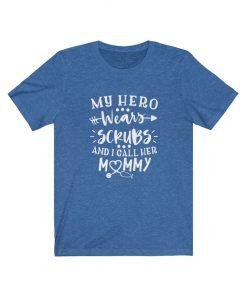 I Call her mommy Nurse T-Shirt