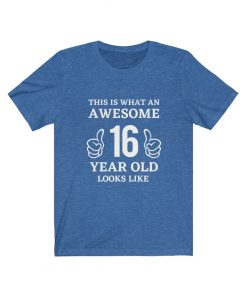 Awesome 16 Year Old