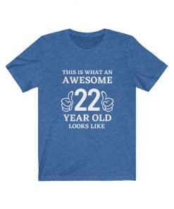 Awesome 22 Year Old