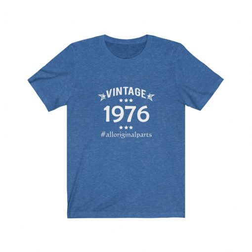 Vintage 1976 Birthday