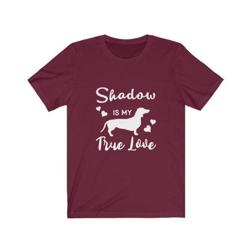 Customize Dachshund Shirt