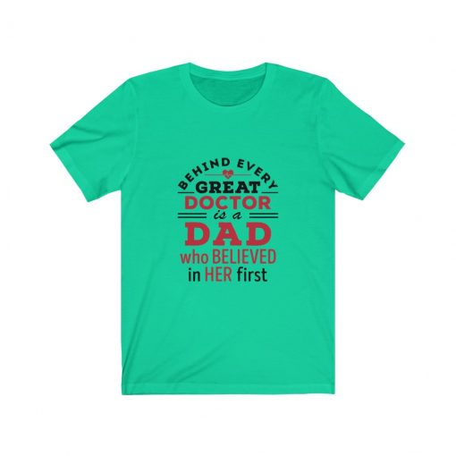 Great Doctor is a dad Shirt