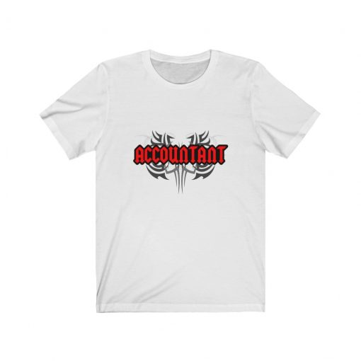 Dark Accountant T-Shirt
