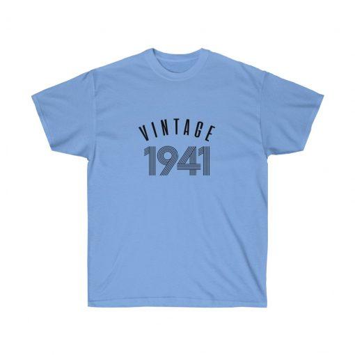 1941 Vintage Birthday Shirt