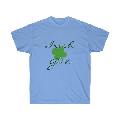 St Patricks Day Irish Girl T-Shirt