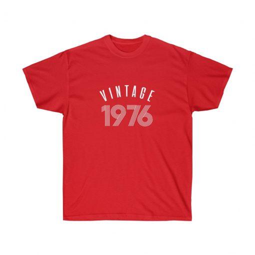 Custom 1976 Vintage birthday