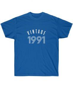 Custom 1991 Vintage birthday