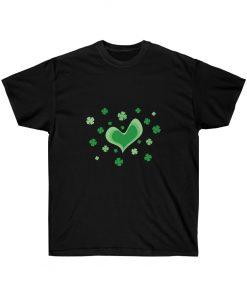 St Patricks Day tshirt for women