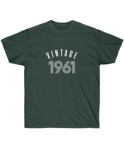 Custom 1961 Vintage birthday
