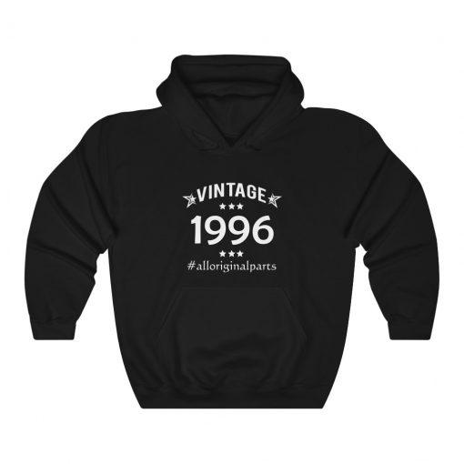 1996 Birthday Hooded Sweatshirt
