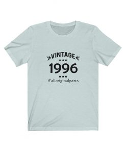 Vintage 1996 Birthday