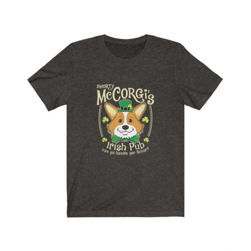 Corgi St Patrick's Day