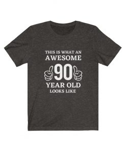 Awesome 90 Year Old